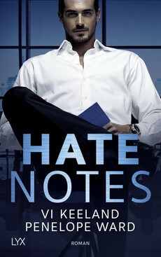 Hate Notes  - Penelope Ward - PB