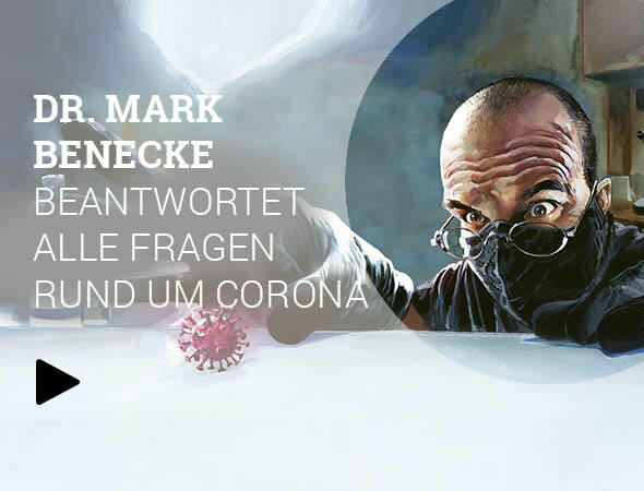 Video Dr. Mark Benecke