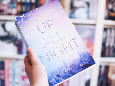 LYX Geheimtipp Mai 2019: Up all Night, April Daswon