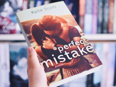 LYX Buchtipp August 2019: Perfect Mistake, Kylie Scott