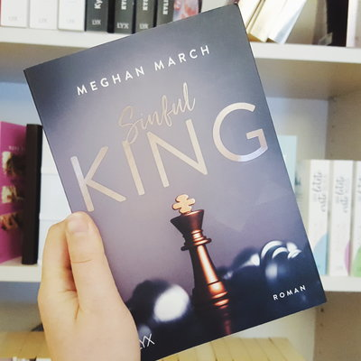 LYX Buchtipp Januar 2019: Sinful King, Meghan March