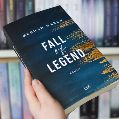 fall of legend meghan march