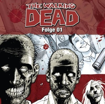 The Walking Dead  - Robert Kirkman - Hörbuch