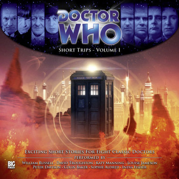 Doctor Who: Short Trips - Volume 1  - Scott Alan Woodard - Hörbuch