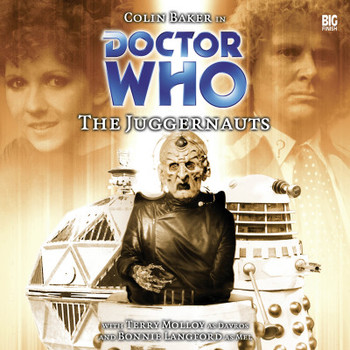 Doctor Who: The Juggernauts  - Scott Alan Woodard - Hörbuch