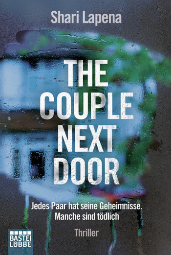 The Couple Next Door  - Shari Lapena - Taschenbuch