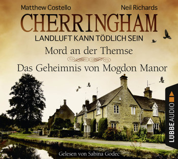 Cherringham - Folge 1 & 2  - Neil Richards - Hörbuch