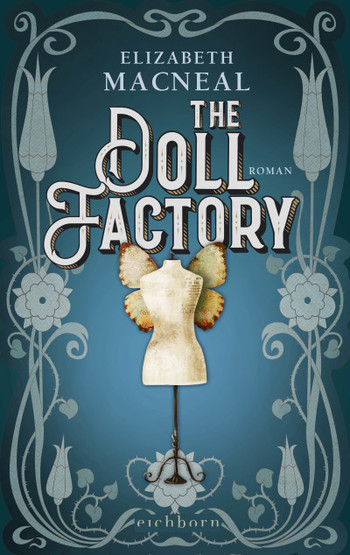The Doll Factory  - Elizabeth Macneal - Hardcover