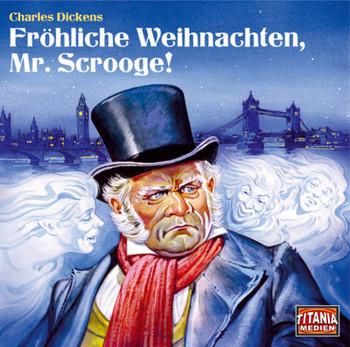 Hörbuch Weihnachten.Fröhliche Weihnachten Mr Scrooge