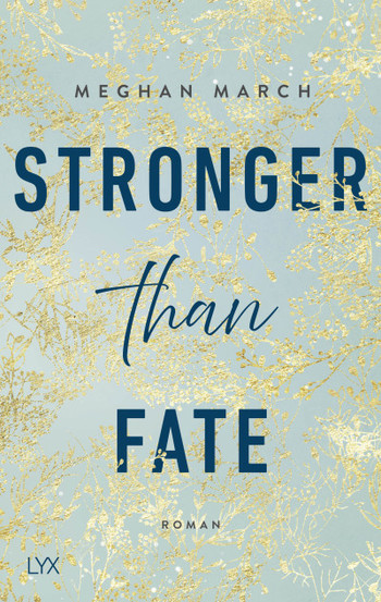 Stronger than Fate  - Meghan March - PB