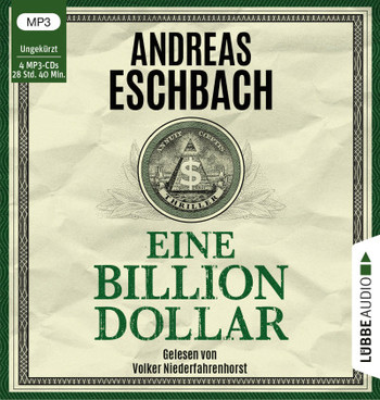 Eine Billion Dollar  - Andreas Eschbach - Hörbuch