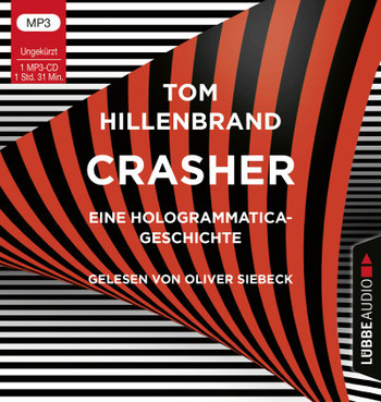 Crasher  - Tom Hillenbrand - Hörbuch