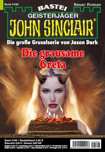 John Sinclair  - Jason Dark - ISSUE