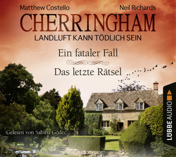Cherringham - Folge 15 & 16  - Neil Richards - Hörbuch