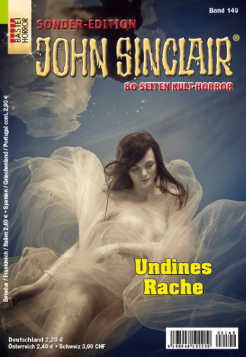 John Sinclair Sonder-Edition  - Jason Dark - ISSUE