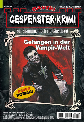 Gespenster-Krimi  - Michael Schauer - ISSUE