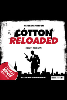 Cotton Reloaded - Folge 2  - Peter Mennigen - Hörbuch