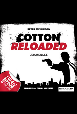Cotton Reloaded - Folge 6  - Peter Mennigen - Hörbuch