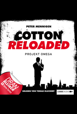 Cotton Reloaded - Folge 10  - Peter Mennigen - Hörbuch