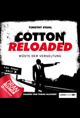 Cotton Reloaded - Folge 24  - Timothy Stahl - Hörbuch