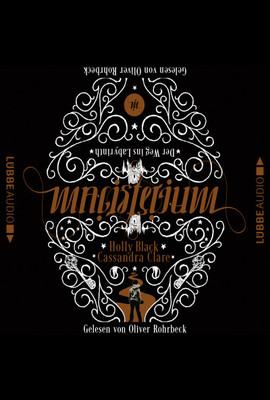 Magisterium  - Holly Black - Hörbuch