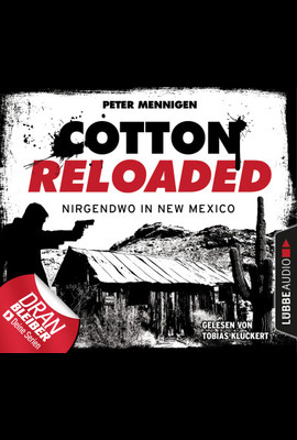 Cotton Reloaded - Folge 45  - Peter Mennigen - Hörbuch