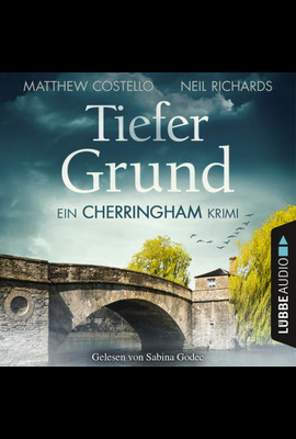 Tiefer Grund  - Neil Richards - Hörbuch