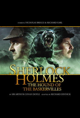Sherlock Holmes: The Hound of the Baskervilles  - Sir Arthur Conan Doyle - Hörbuch