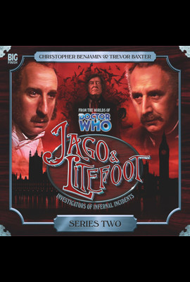 Jago & Litefoot: Series 02  - Doctor Who - Hörbuch