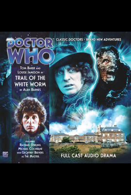 Doctor Who - 4th Doctor Adventures: Trail of the White Worm  - Doctor Who - Hörbuch