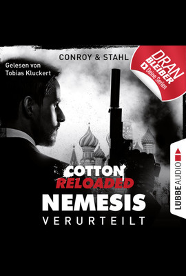 Cotton Reloaded: Nemesis - Folge 01  - Timothy Stahl - Hörbuch