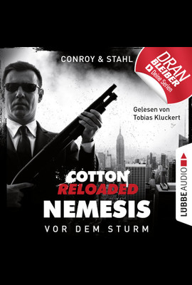 Cotton Reloaded: Nemesis - Folge 05  - Timothy Stahl - Hörbuch