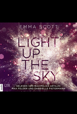 Light Up the Sky  - Emma Scott - Hörbuch