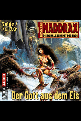 Maddrax - Folge 1  - Jo Zybell - Hörbuch