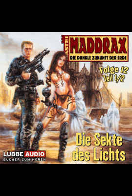 Maddrax - Folge 12  - Jo Zybell - Hörbuch
