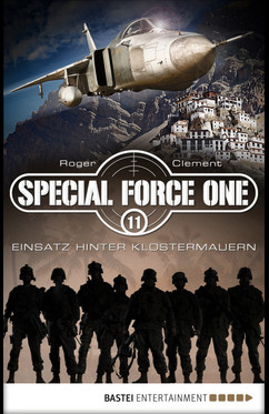 Special Force One 11  - Roger Clement - eBook