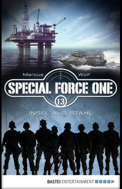 Special Force One 13  - Marcus Wolf - eBook