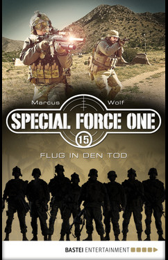 Special Force One 15  - Marcus Wolf - eBook