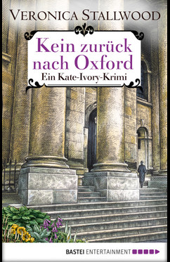 Kein Zurück nach Oxford  - Veronica Stallwood - eBook