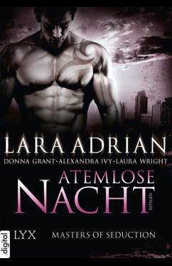Masters of Seduction - Atemlose Nacht  - Laura Wright - eBook