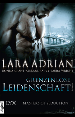 Masters of Seduction - Grenzenlose Leidenschaft  - Laura Wright - eBook