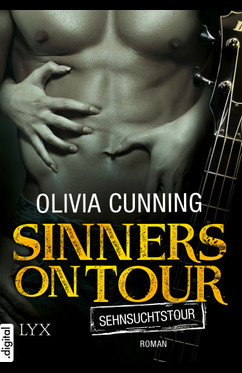 Sinners on Tour - Sehnsuchtstour  - Olivia Cunning - eBook