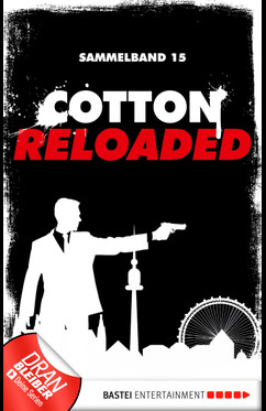 Cotton Reloaded - Sammelband 15  - Peter Mennigen - eBook