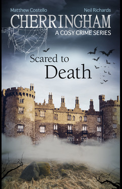 Cherringham - Scared to Death  - Neil Richards - eBook