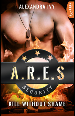ARES Security - Kill without Shame  - Alexandra Ivy - eBook