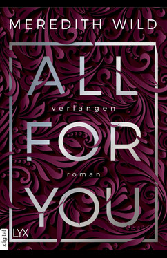 All for You – Verlangen  - Meredith Wild - eBook