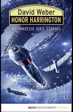 Honor Harrington: Schmiede des Zorns  - David Weber - eBook