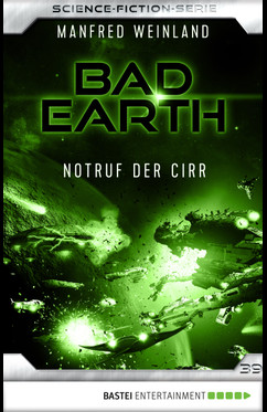 Bad Earth 39 - Science-Fiction-Serie  - Manfred Weinland - eBook