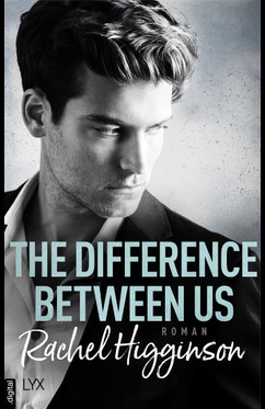 The Difference Between Us  - Rachel Higginson - eBook