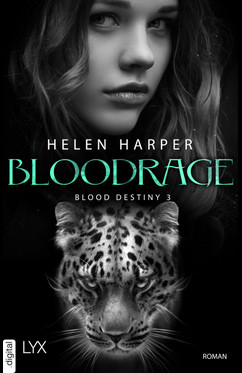 Blood Destiny - Bloodrage  - Helen Harper - eBook